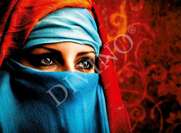 "Фотообои  Арабский мир ""Взгляд"" - С-398"