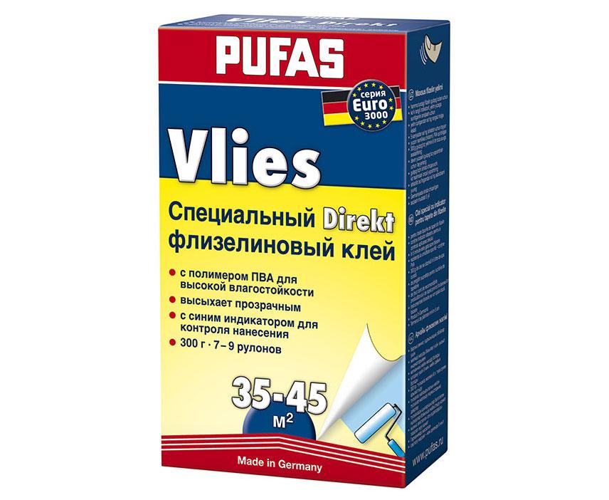 Клей для флизелиновых обоев Pufas 300г - 17120/300