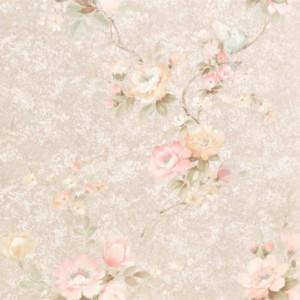 Satin Flowers III