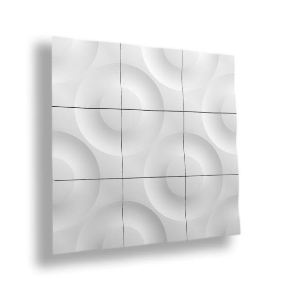 Гипсовая 3D панель АЛИВИЯ