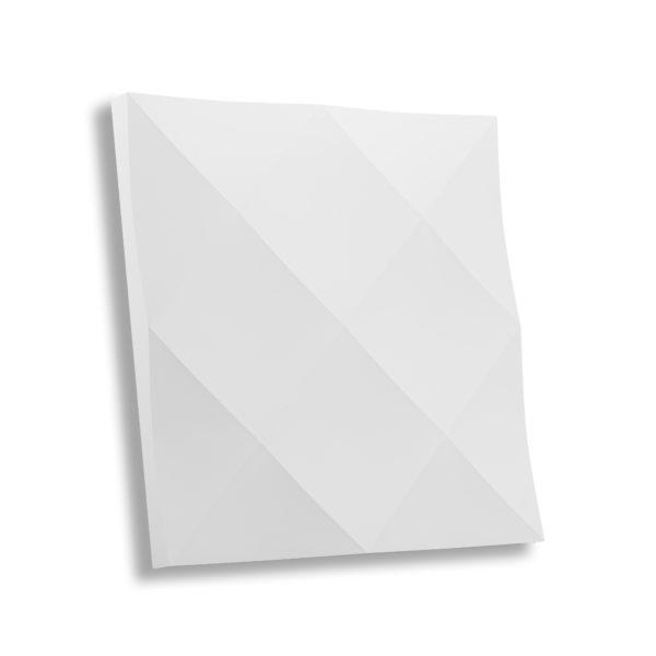 Гипсовая 3D панель РОМБЫ